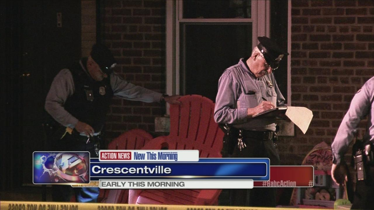 Man shot in Crescentville
