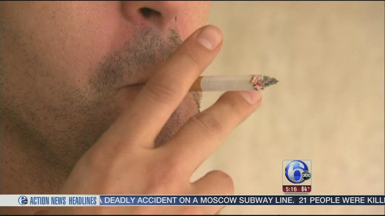 VIDEO: Doylestown Hosp. says they won?t hire smokers