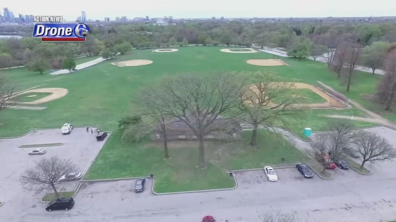 VIDEO: Drone 6 over Fairmount Park