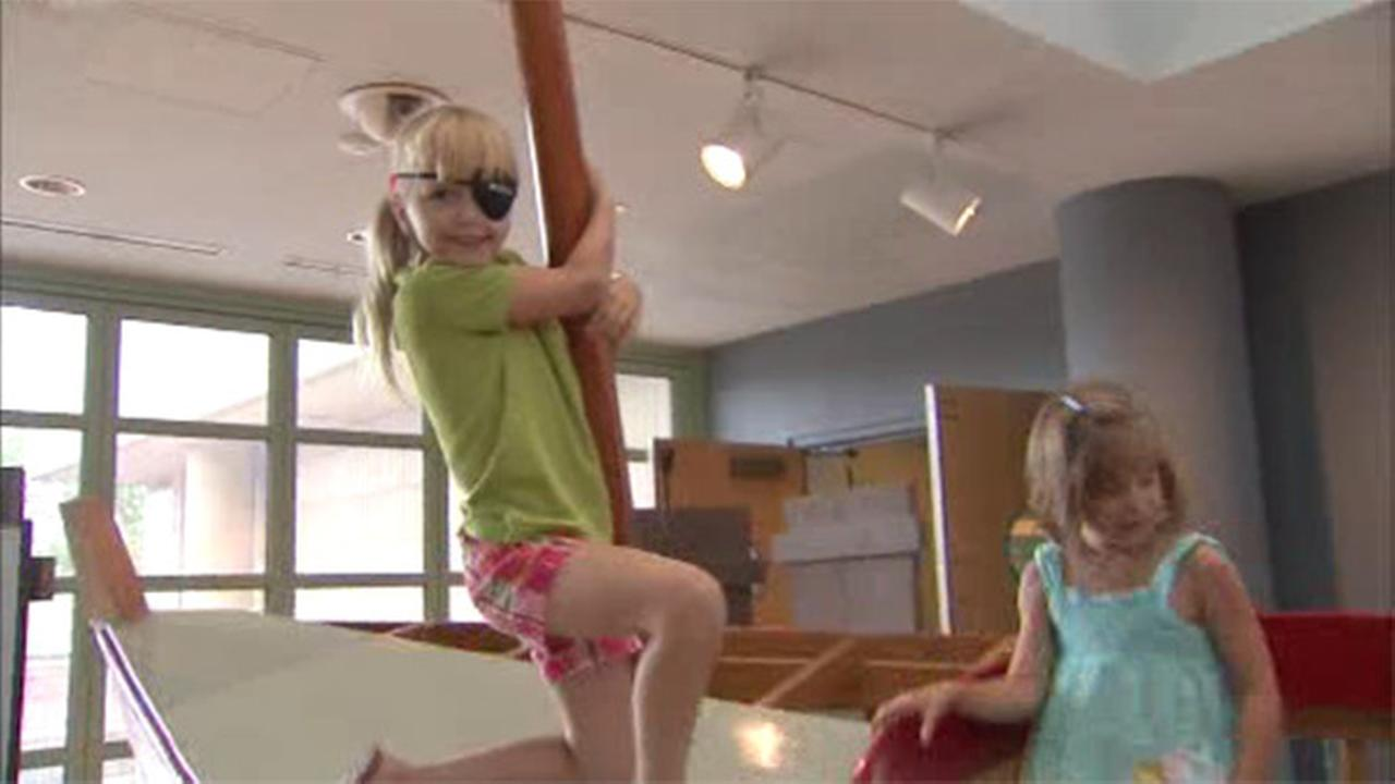 VIDEO: Critically ill children get a day of worry-free fun