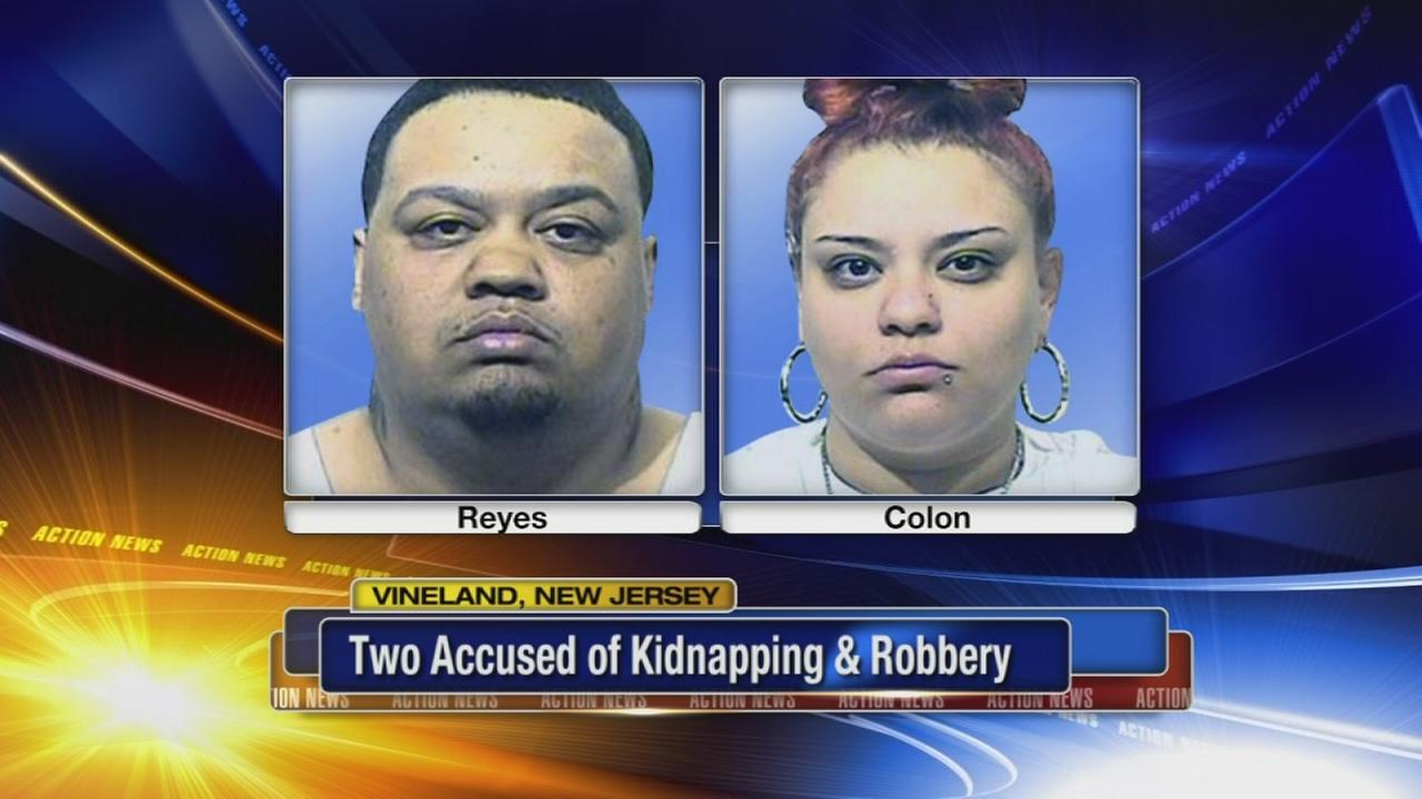 Police: Kidnappers arrested thanks to victim?s actions