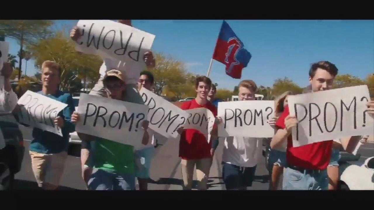 Bucks County high school bans promposals during school hours