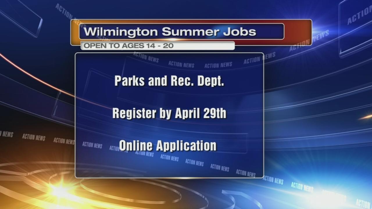 VIDEO: Wilmington summer jobs still available