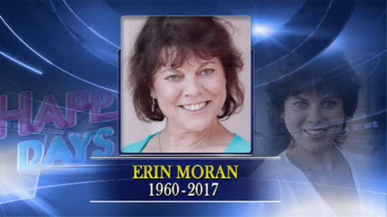 'Happy Days' actress Erin Moran dies at 56 in Indiana