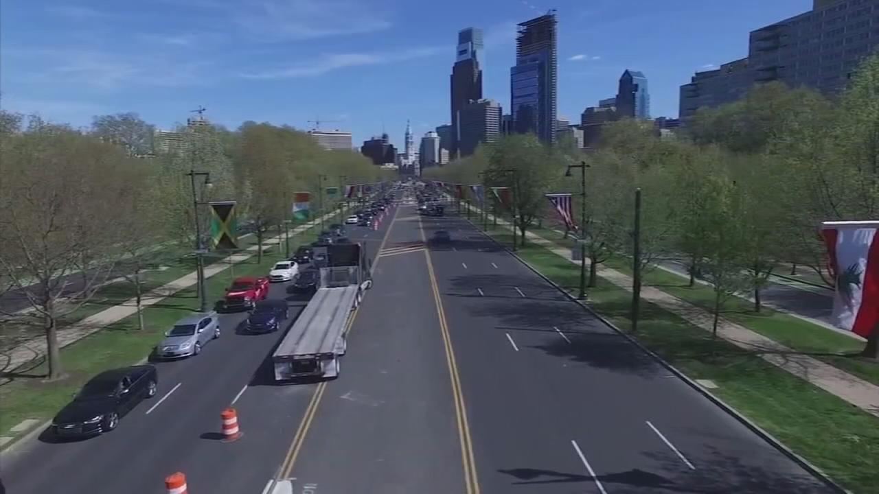 VIDEO: NFL road closures set to take effect