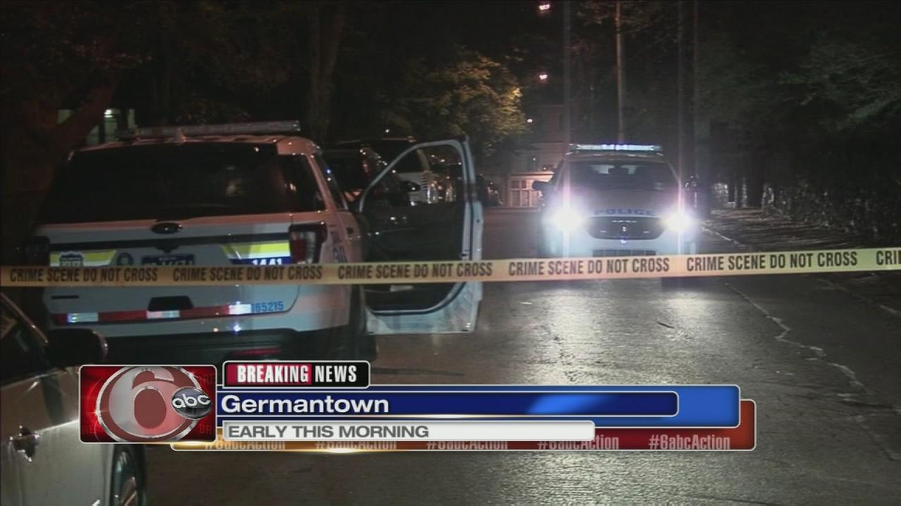 1 dead, 1 in custody in Germantown shooting