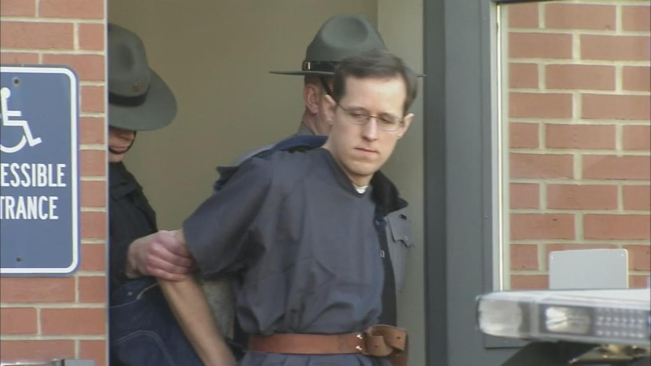 Eric Frein penalty phase continues