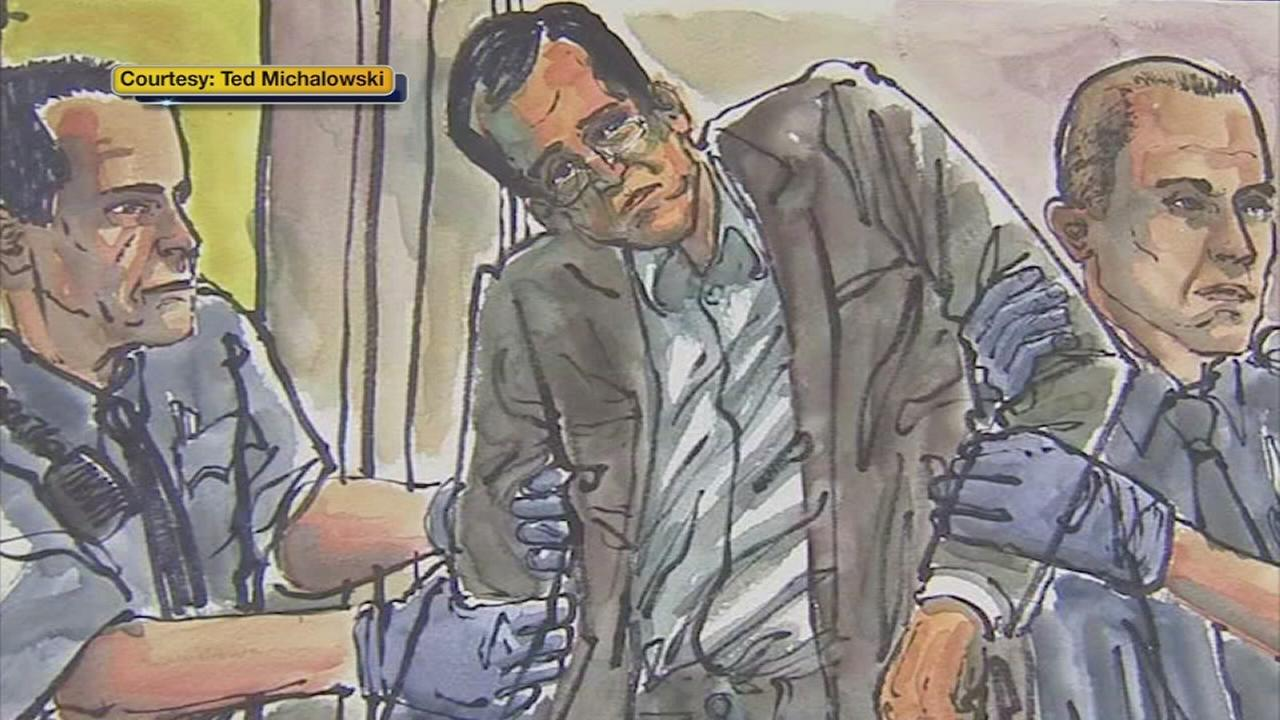 Eric Frein wont take stand as jury weighs death penalty