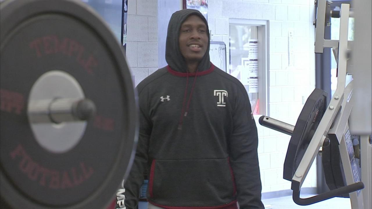 Temple QB Walker excited for NFL opportunity