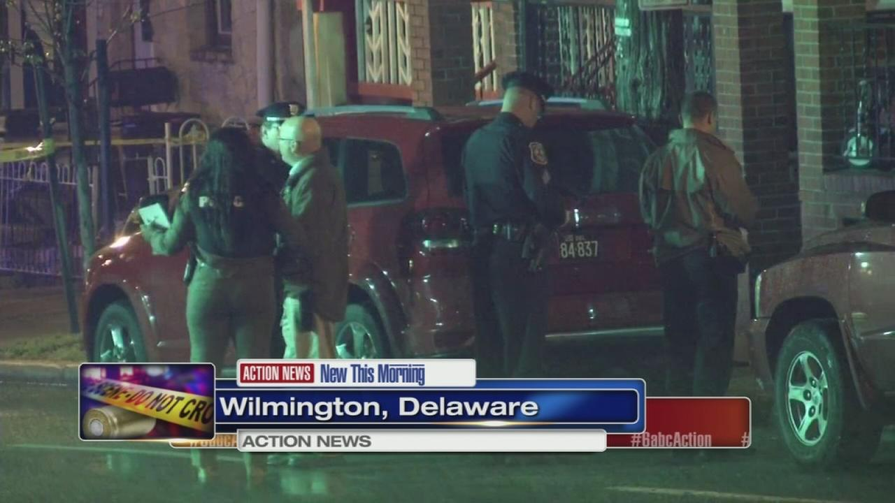 Fatal shooting in Wilmington