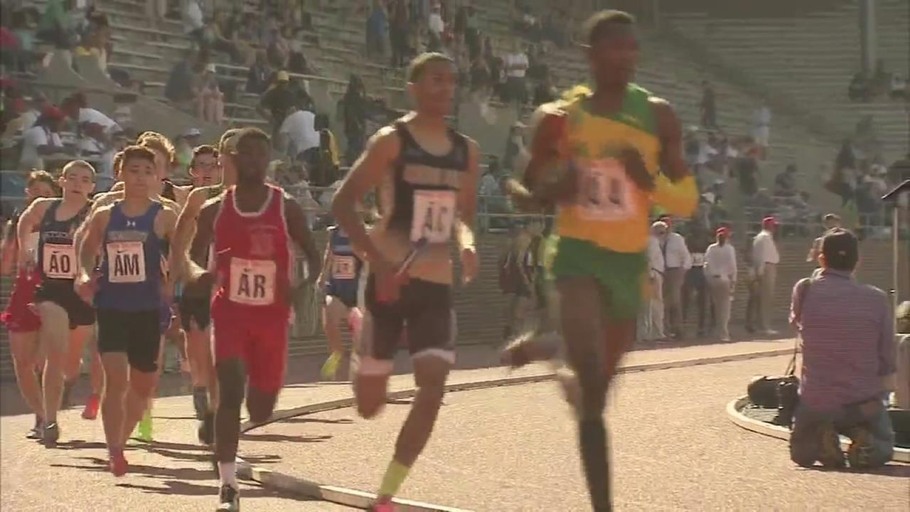 Penn Relays draw big crowds