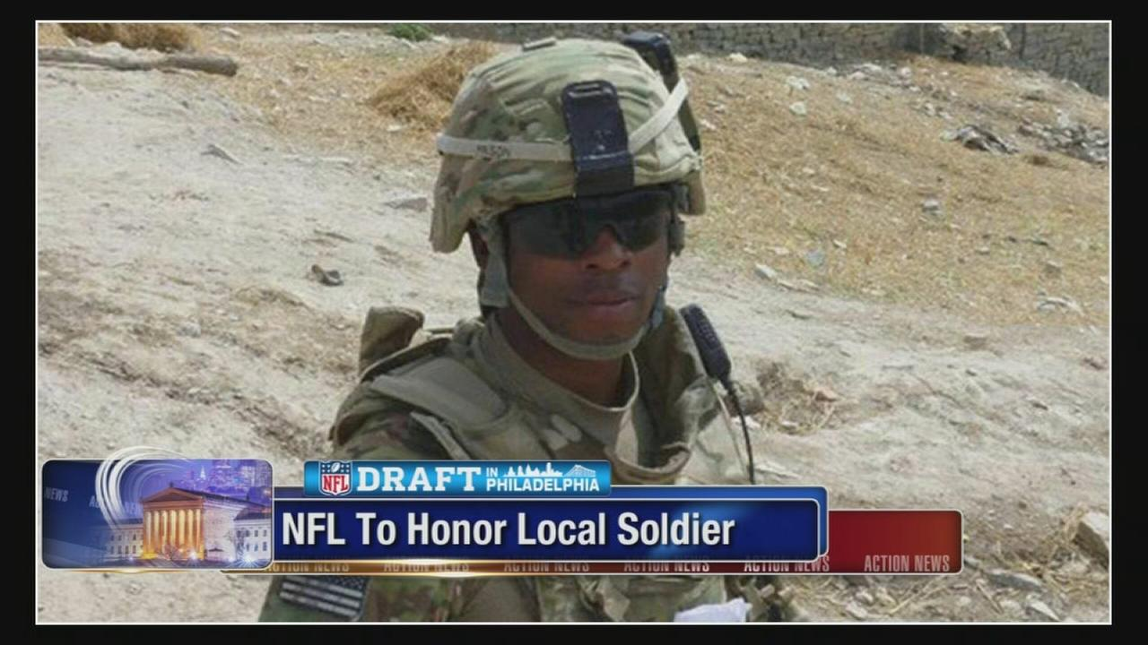 Fallen Philly solider to be honored