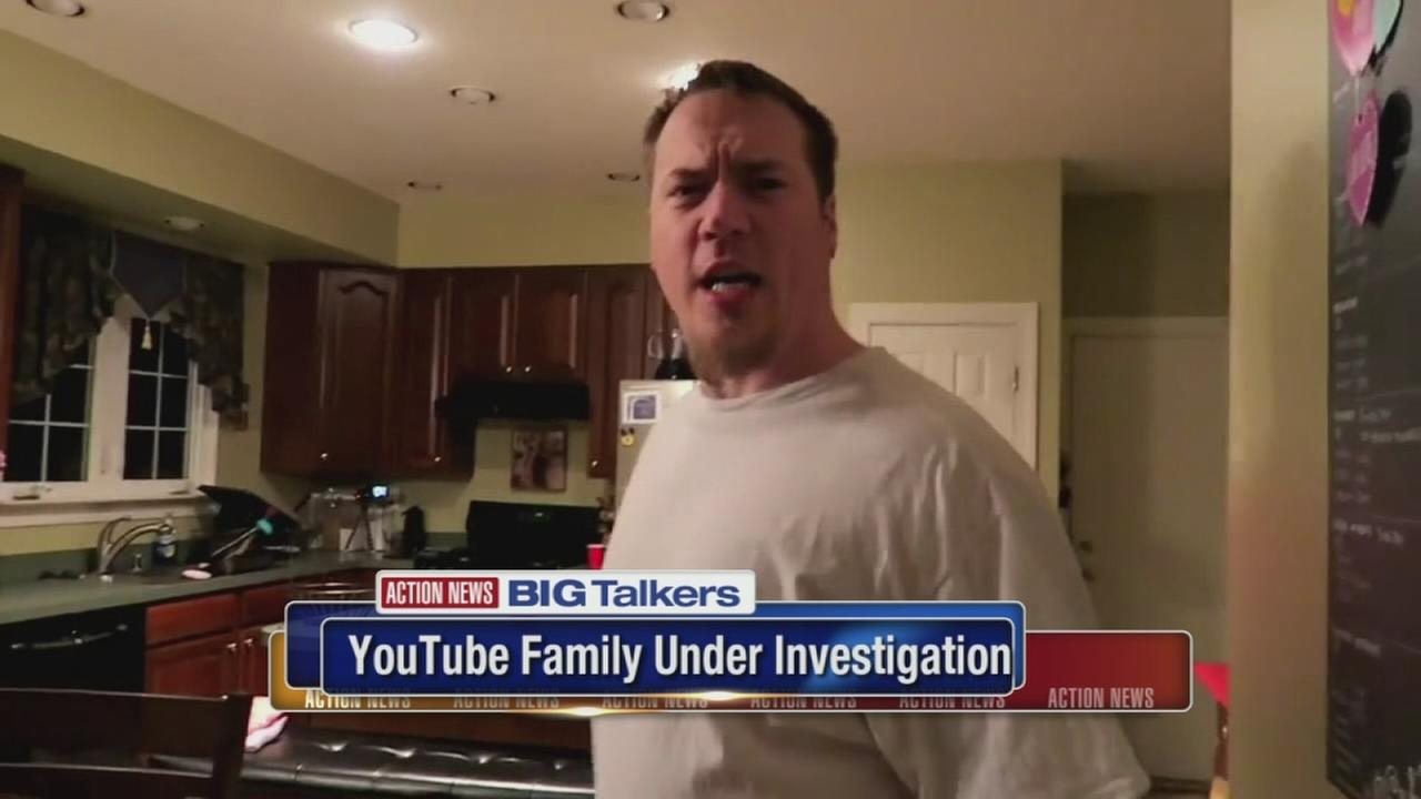 Maryland parents being investigated over YouTube channel