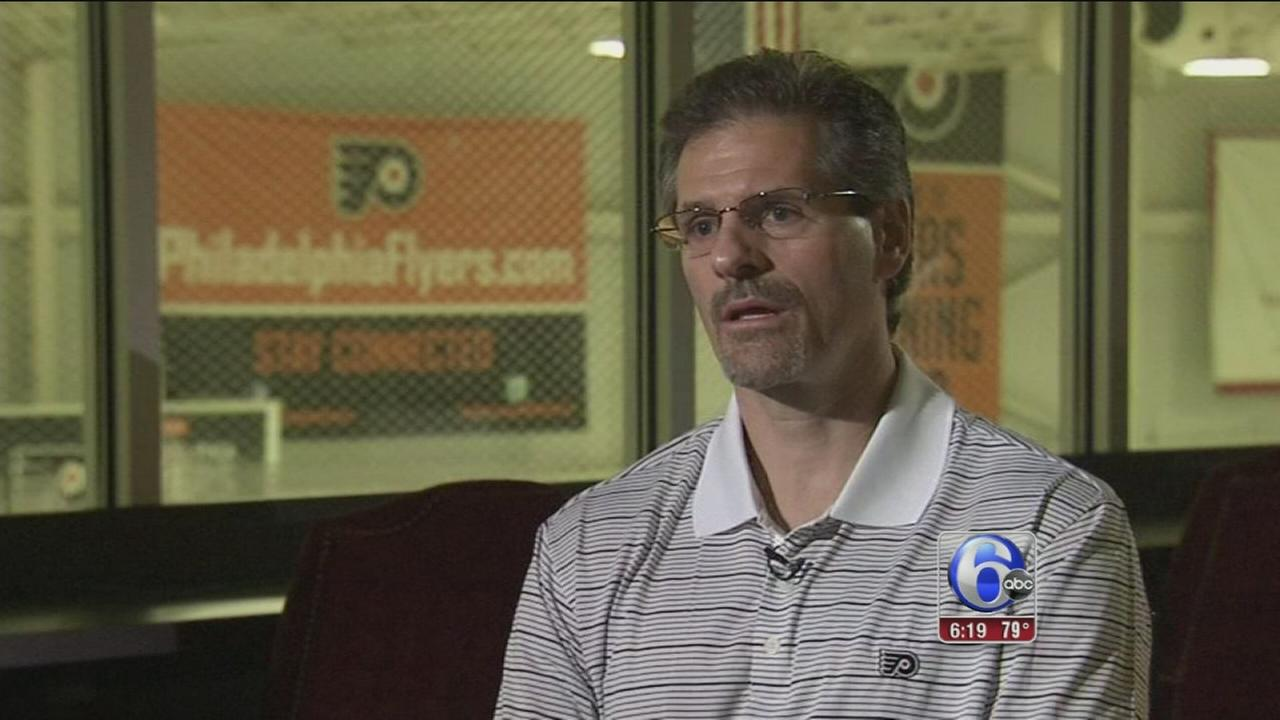 VIDEO: GM Ron Hextall talks Flyers hopes