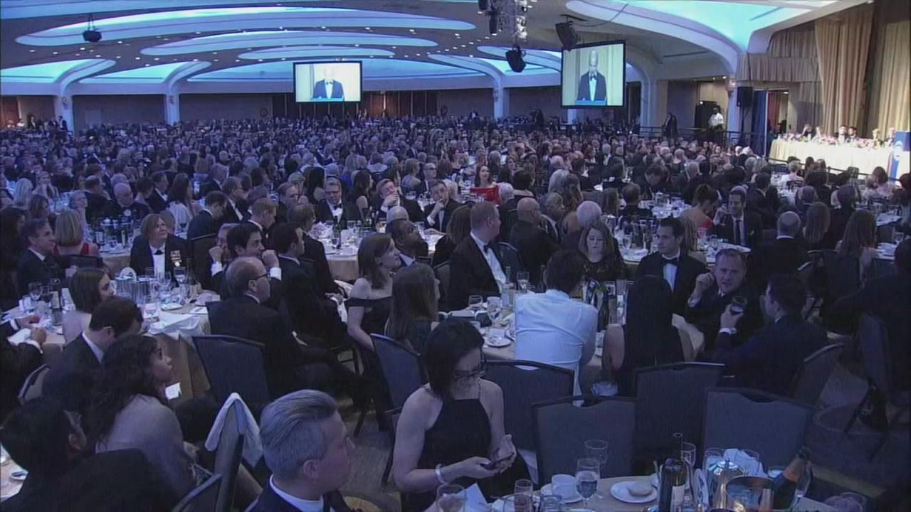 Annual White House Correspondents? Dinner