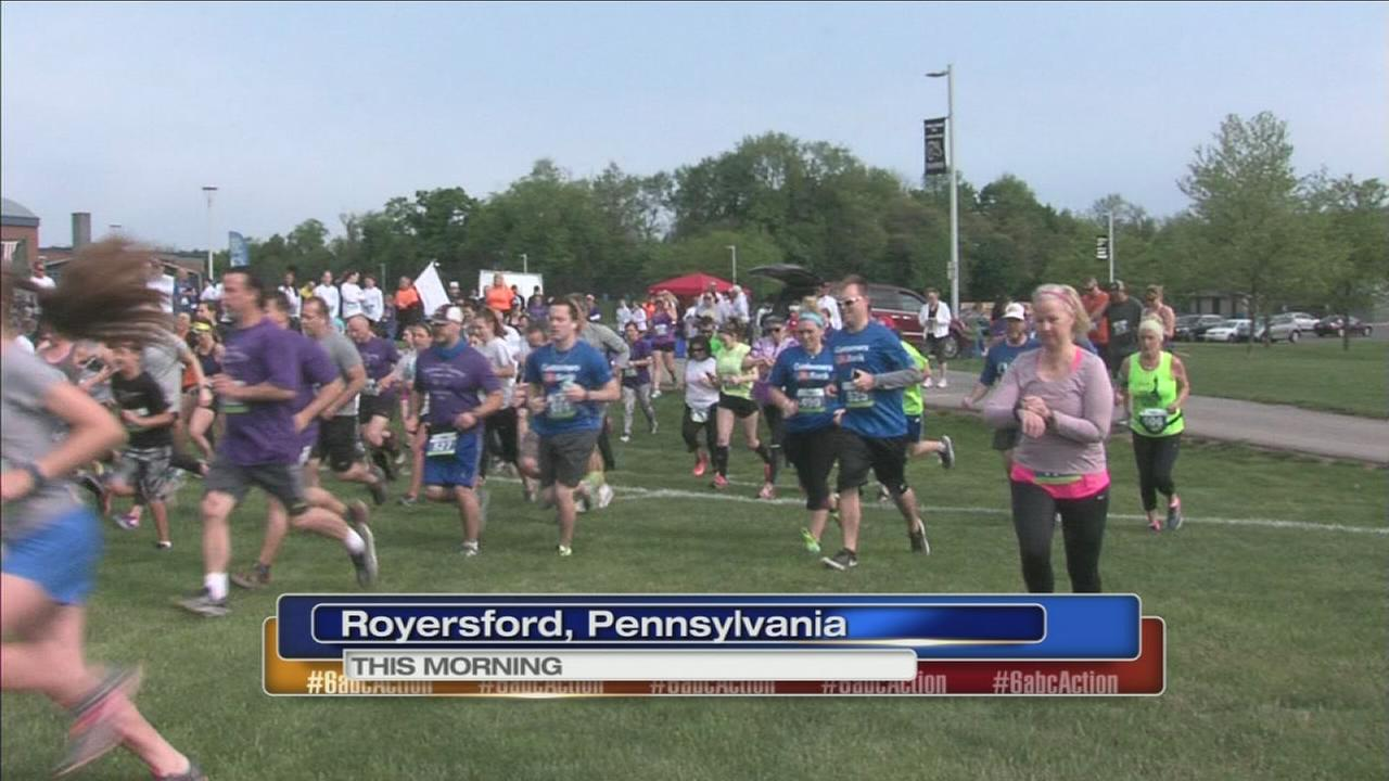 Run held in memory of Julianne Siller