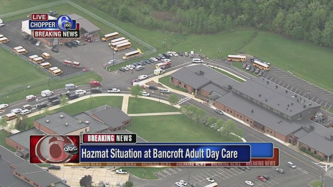 Fire extinguisher goes off, adult day care evacuated in Westampton, NJ