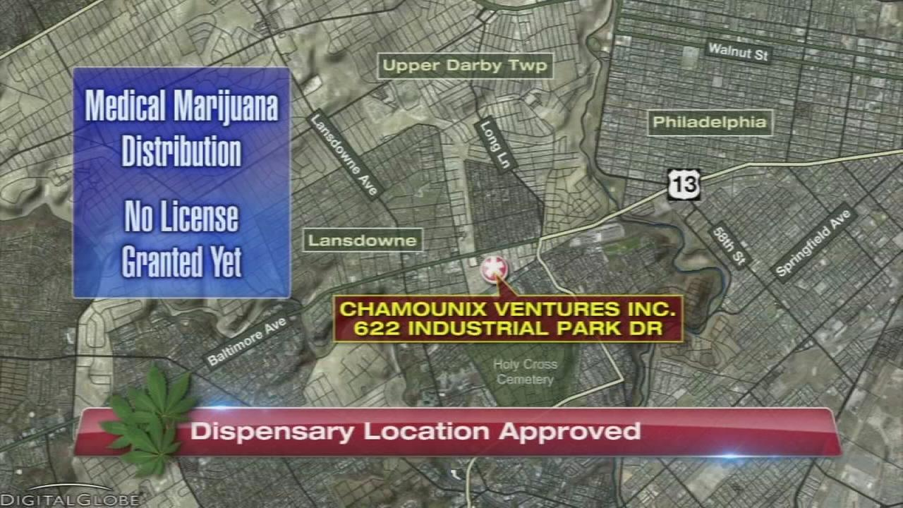 Upper Darby step closer to medical marijuana dispensary