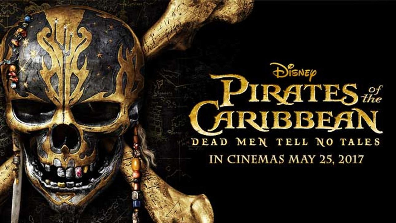 Pirates of the Caribbean: Dead Men Tell No Tales Movie Screening Passes Sweepstakes