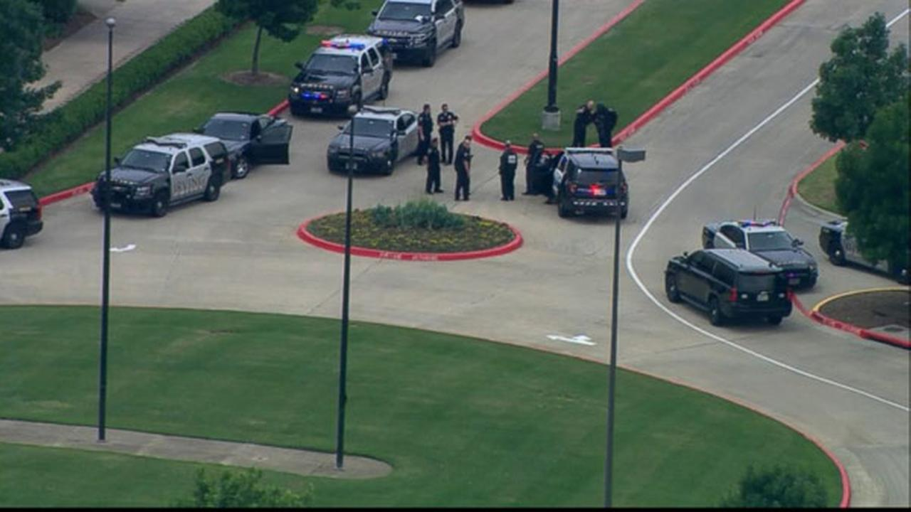 Police: 2 dead in suspected murder-suicide at Texas college
