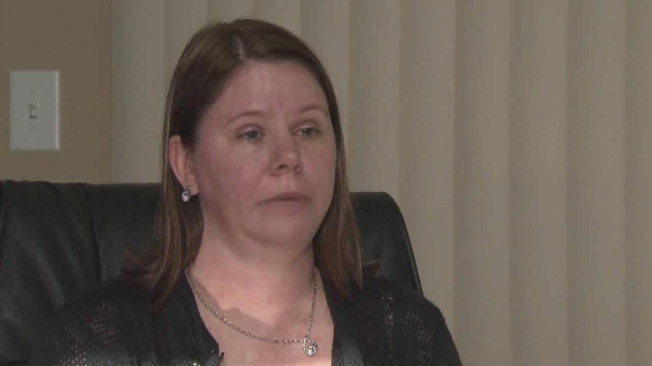 North Carolina woman trying to change law on sexual consent