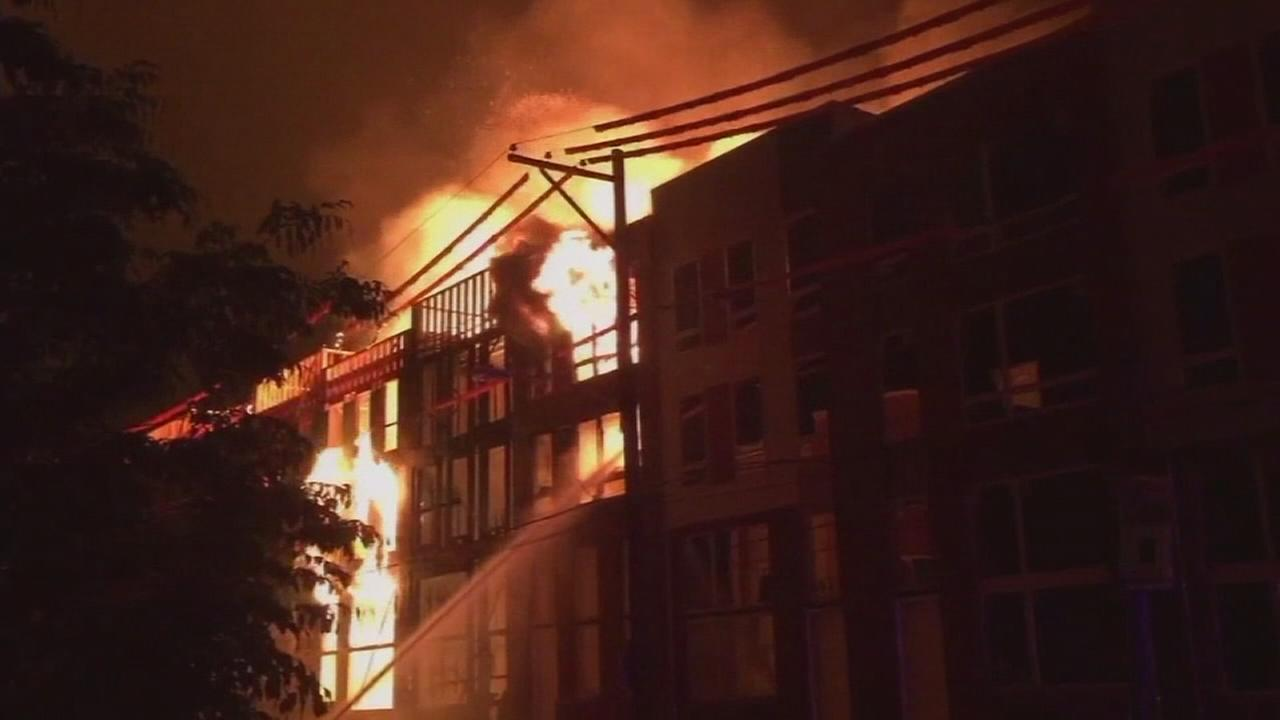 Residents concerned following Point Breeze arson
