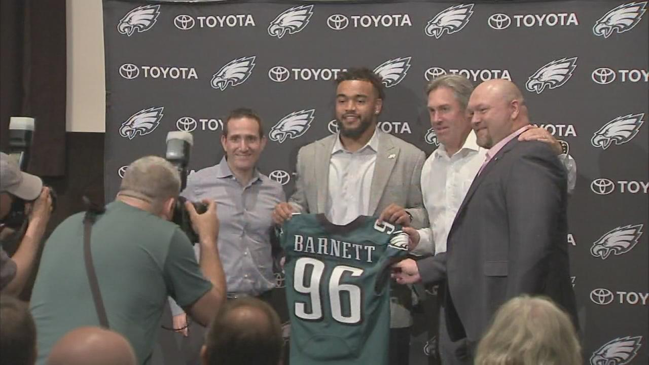 Sports Flash: Ducis and Jamie discuss the Eagles Draft delections