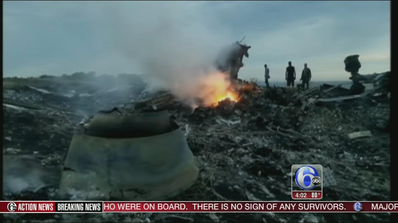 VIDEO: Aviation expert on Malaysia plane crash