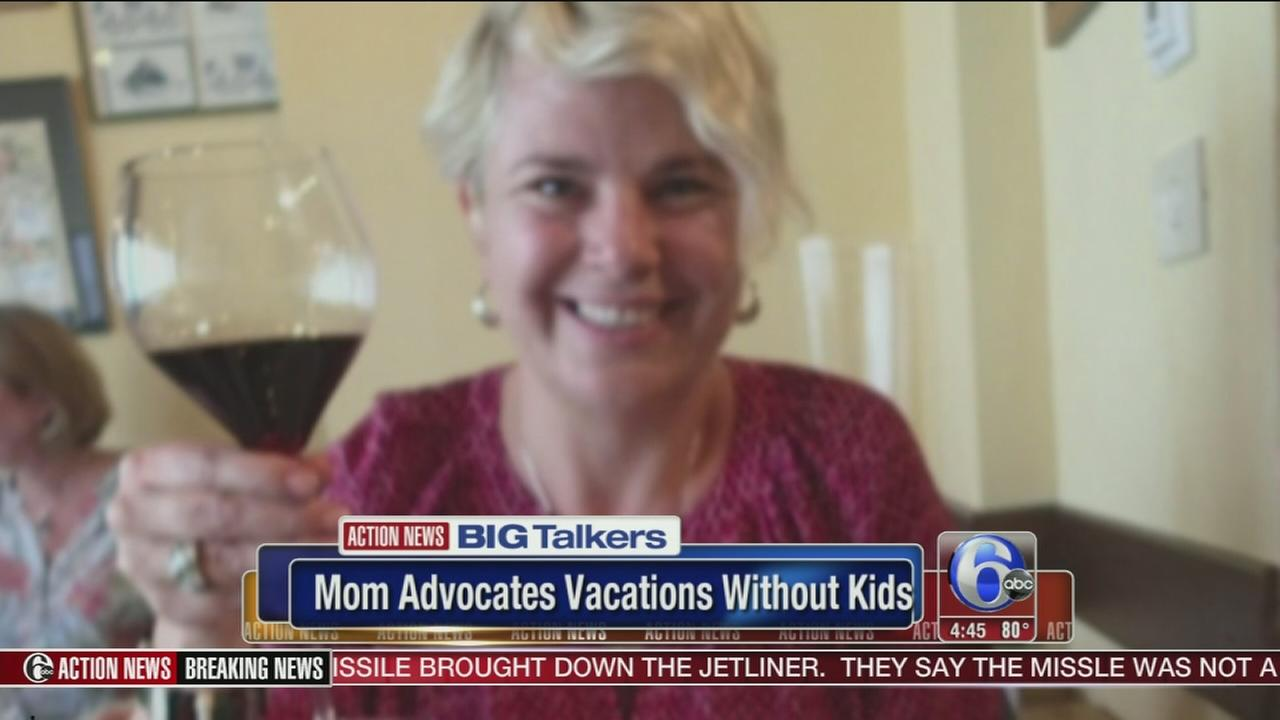VIDEO: Should mom have taken vacation alone?