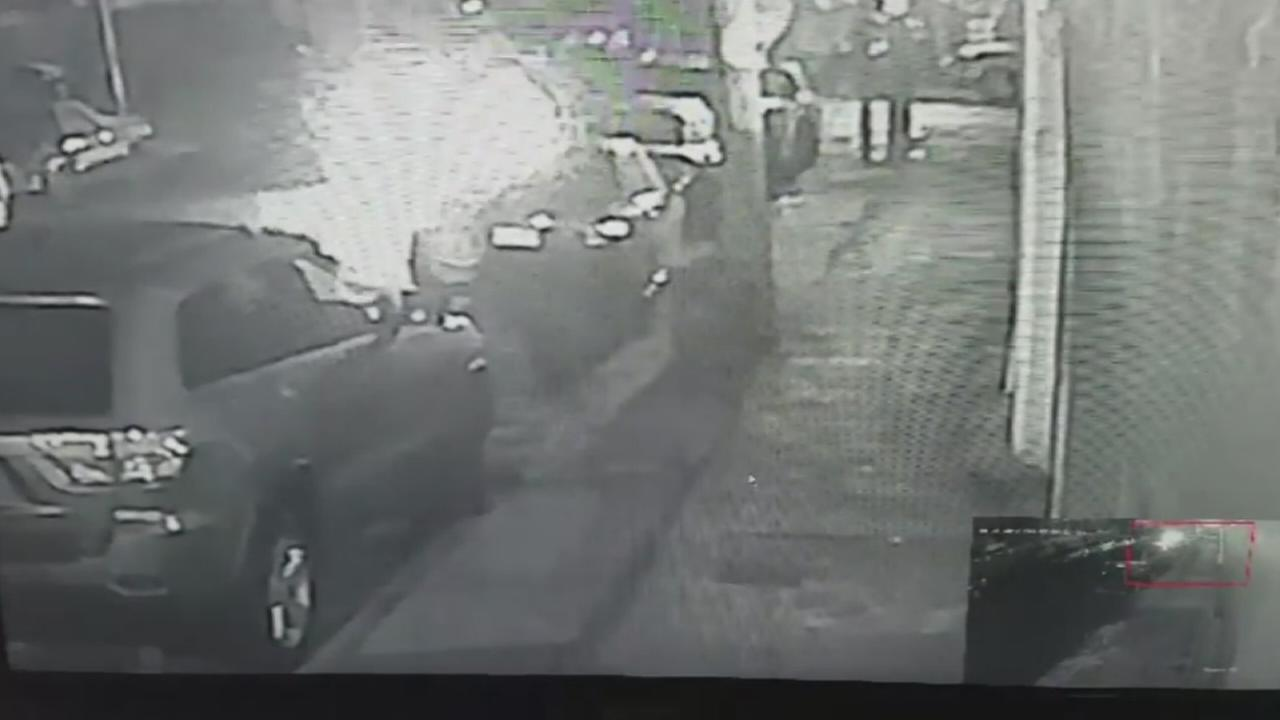 Video released amid search for hit-and-run driver in West Philly