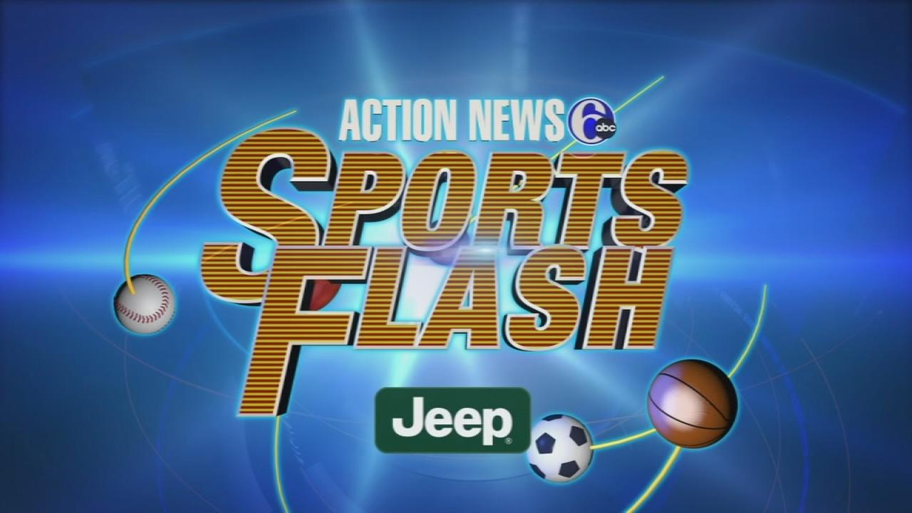 Action News Sports Flash: Thursday July 17, 2014