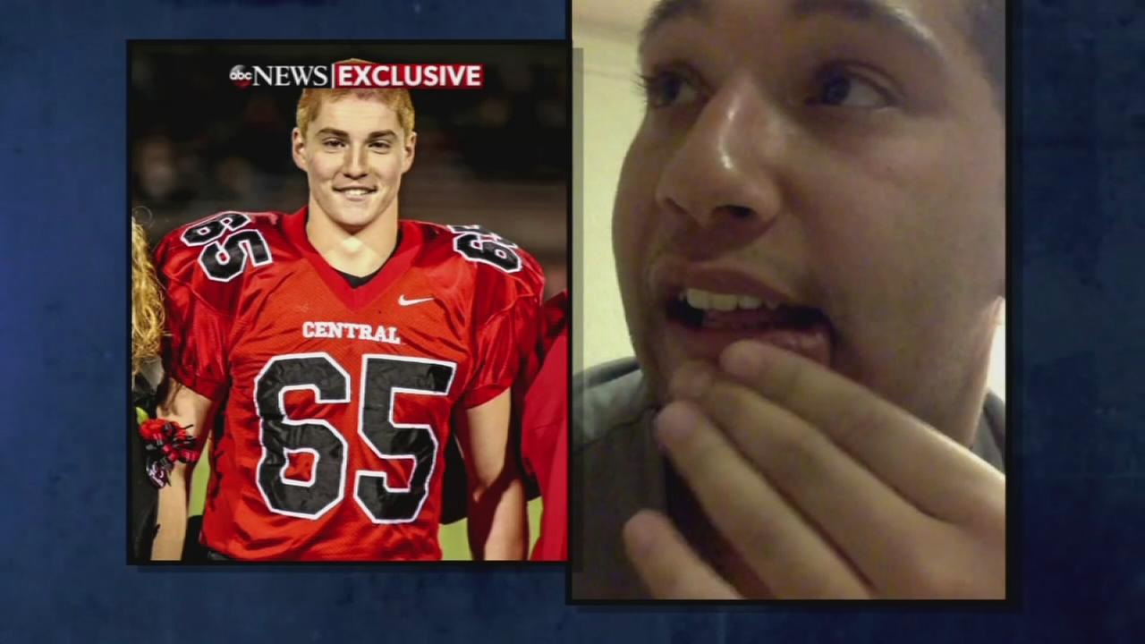 Penn State frat brother: Pleas to call 911 were dismissed