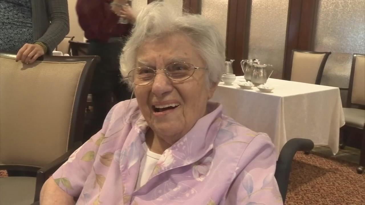 Delaware County woman celebrates 105th birthday