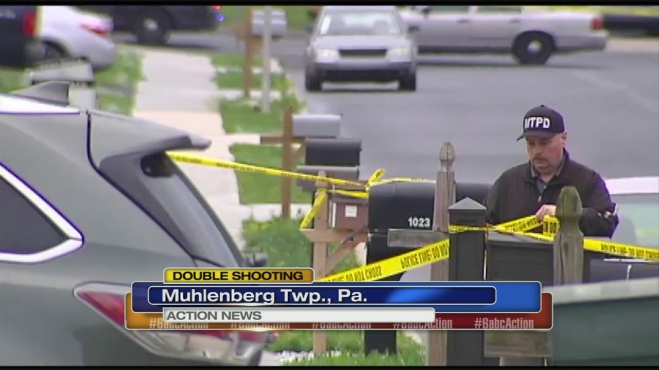 1 dead, 1 injured after shooting in Berks County