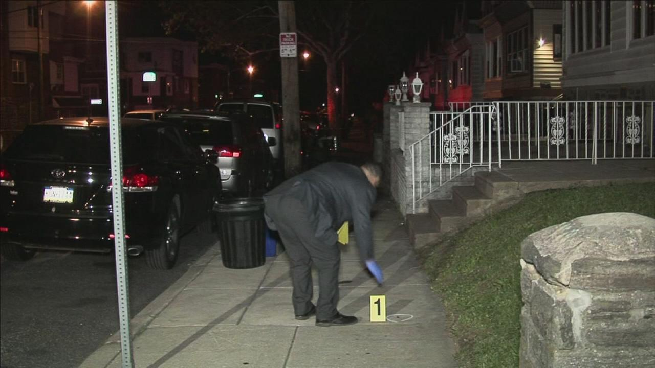 Gunfire in NE Philadelphia