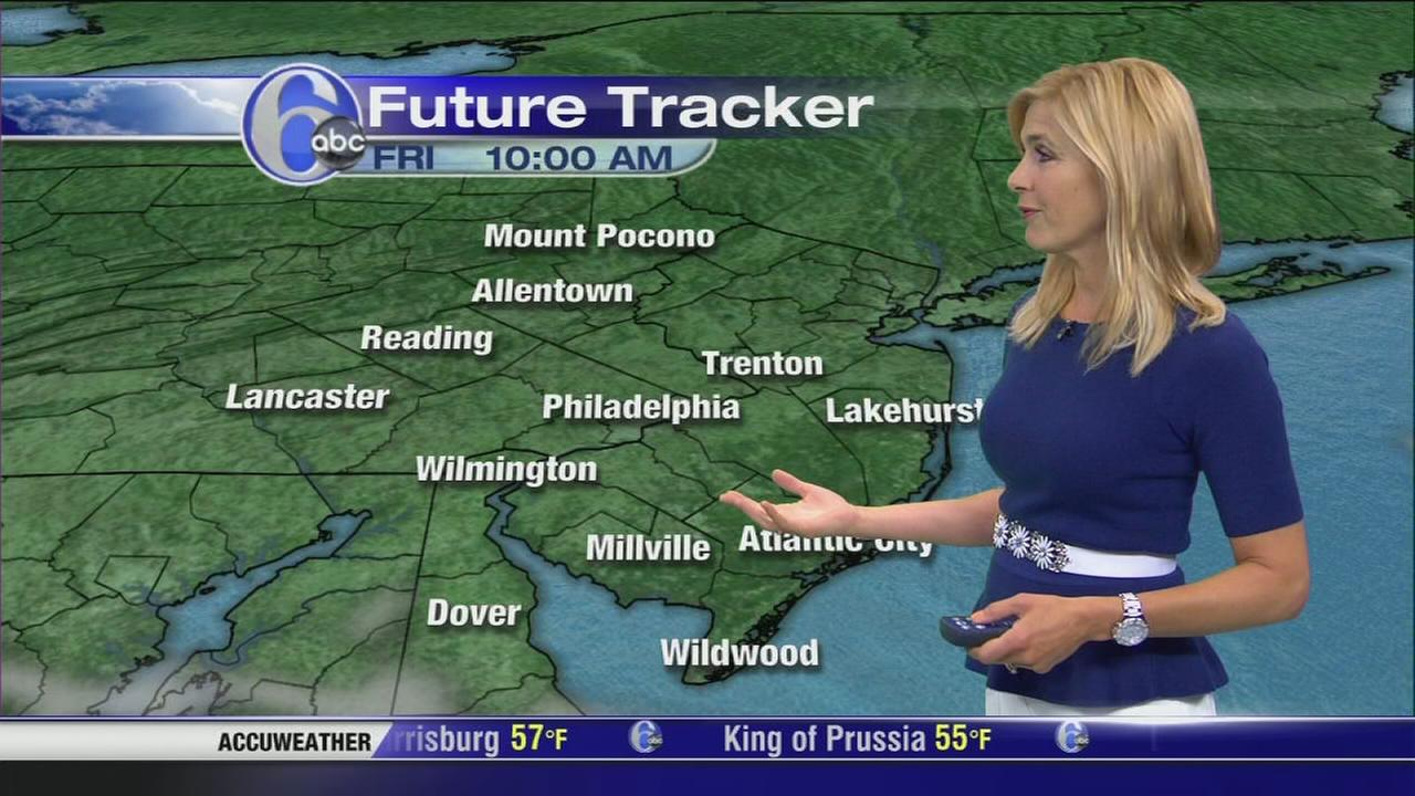 Stormtracker 6 Live Double Scan | Philadelphia Weather News | 6abc.com