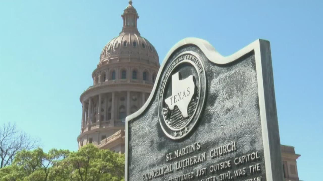 Texas adoption bill OKs rejection of non-Christian parents