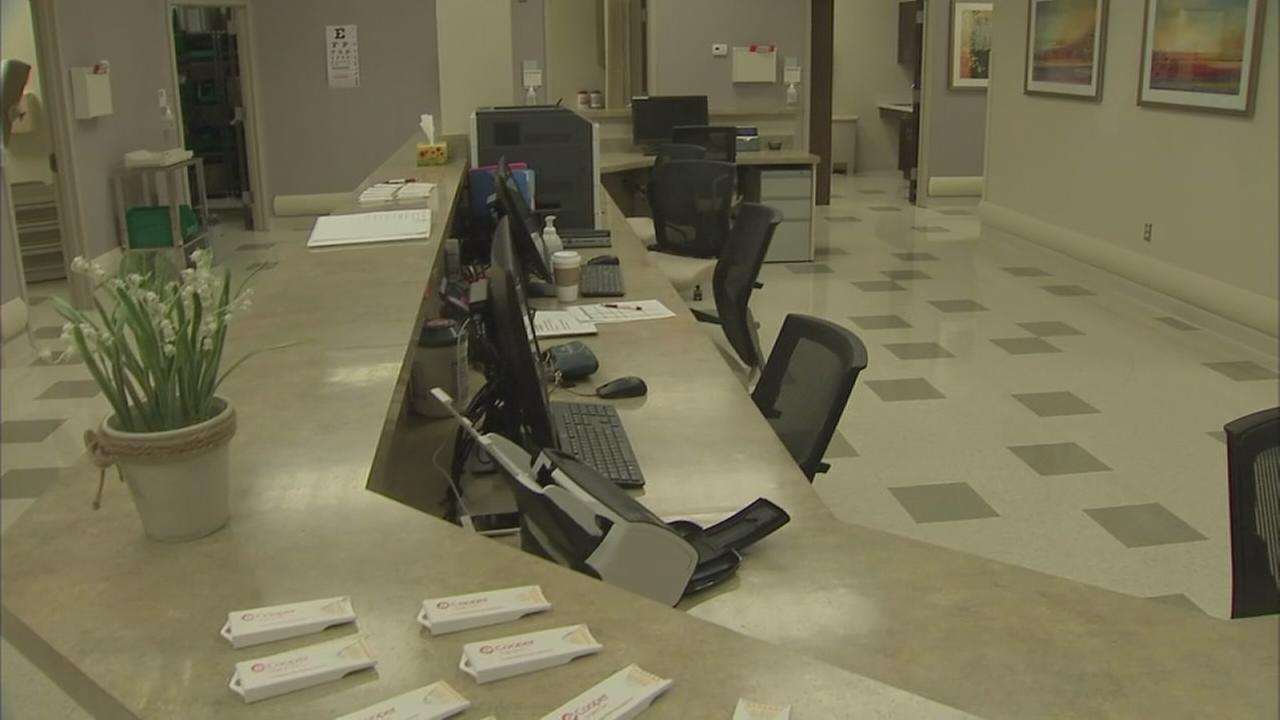 Cooper University Health Care new facility