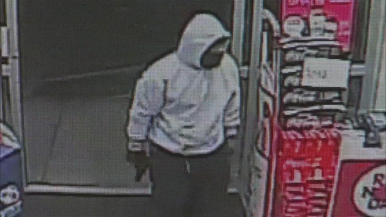 Clerk assaulted during armed robbery at Delco Walgreens