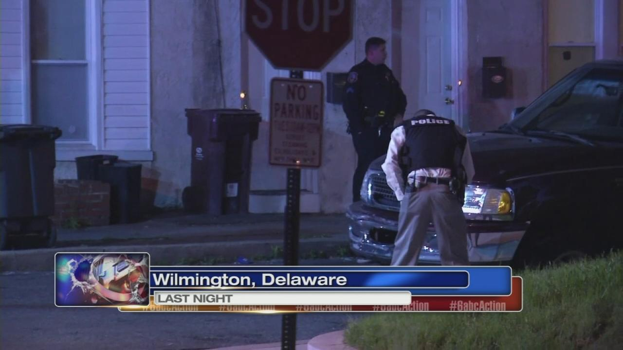 Deadly shooting in Wilmington
