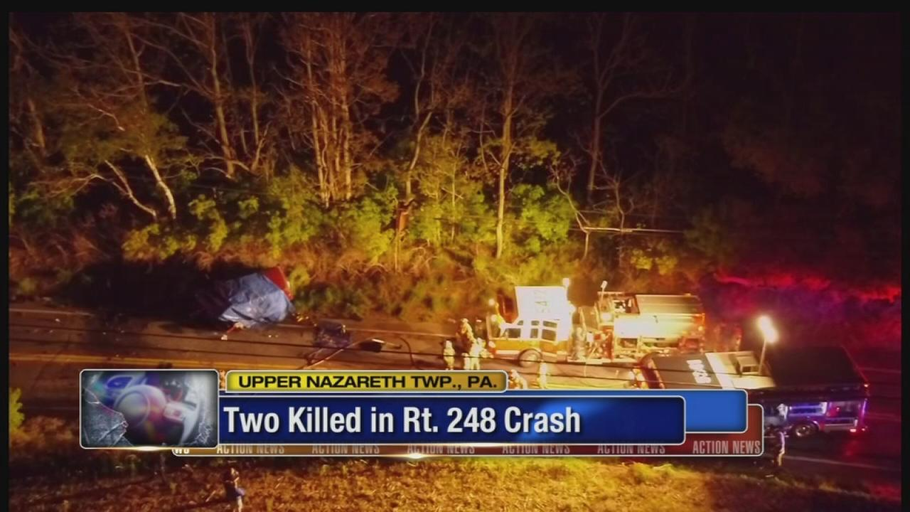 Victims of Nazareth crash identified