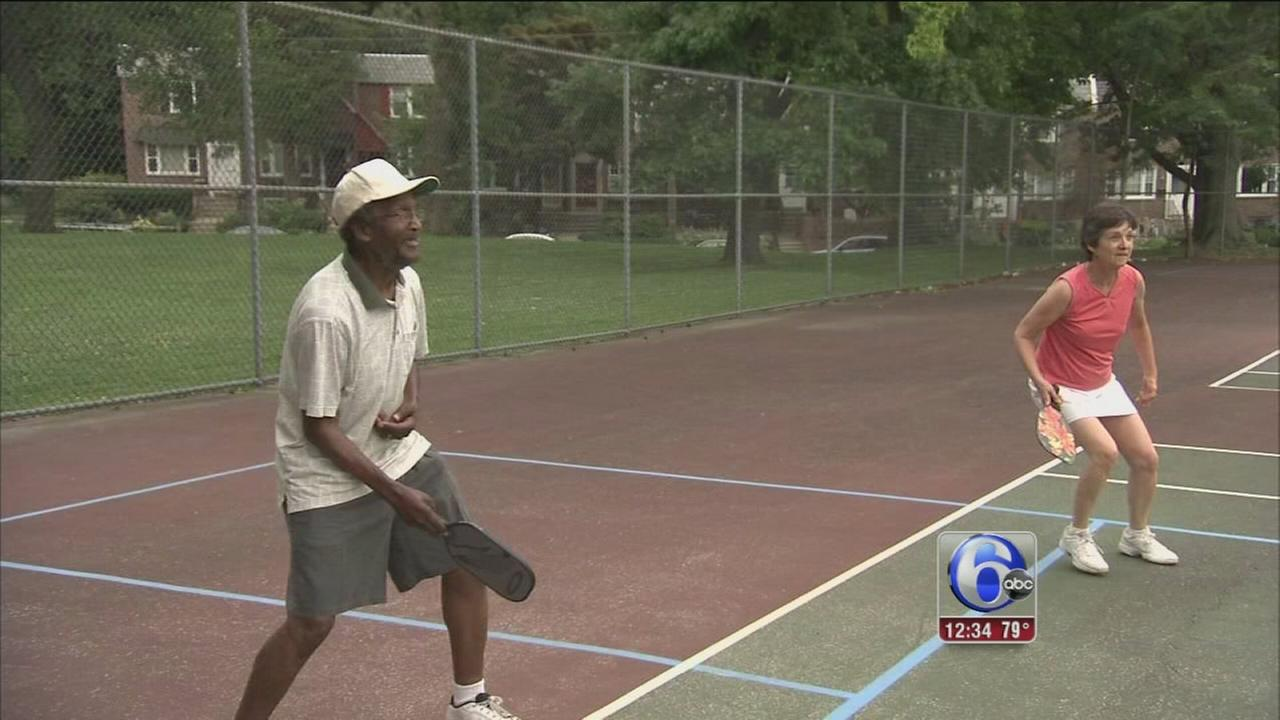 VIDEO: Art of Aging - Pickleball