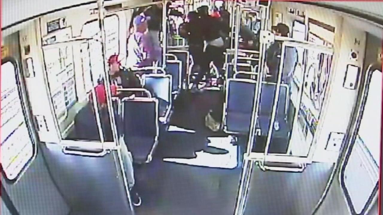 Police investigate brawl on SEPTA train