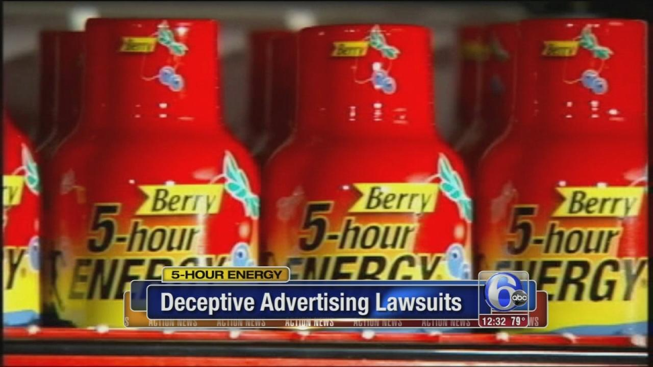 VIDEO: States sue 5-Hour Energy over ad claims