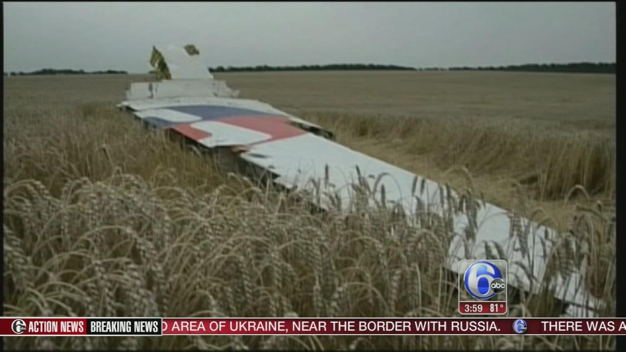 VIDEO: World calls for Ukraine cease-fire after crash