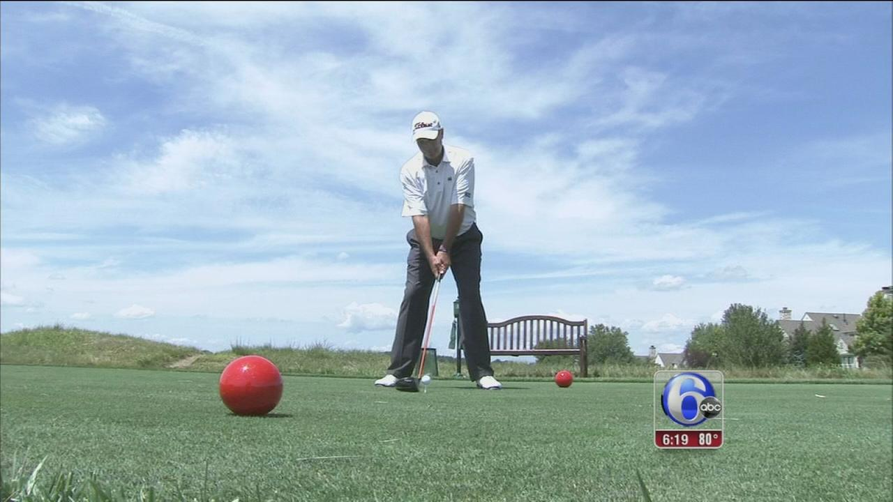 VIDEO: Local golf pro preps for PGA Championship