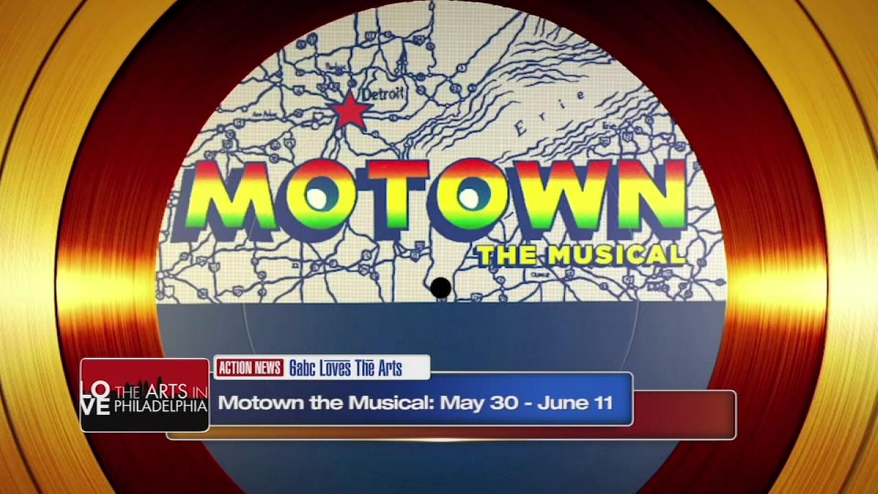 6abc Loves the Arts: Motown The Musical