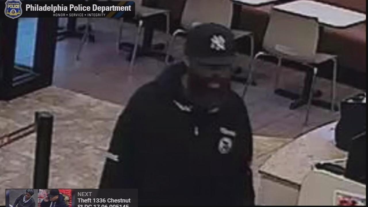Suspect sought for Dunkin? Donuts robbery in SW Philly