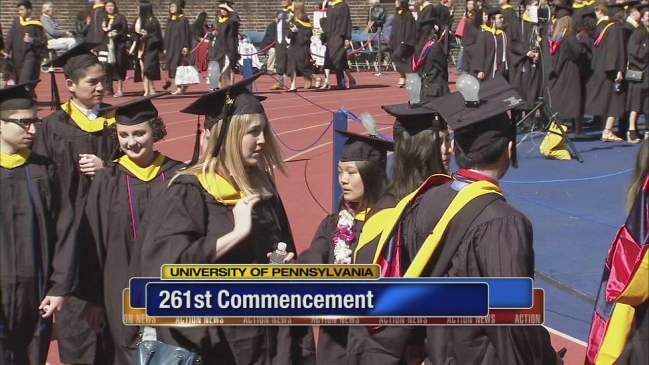 261st University of Pennsylvania Commencement