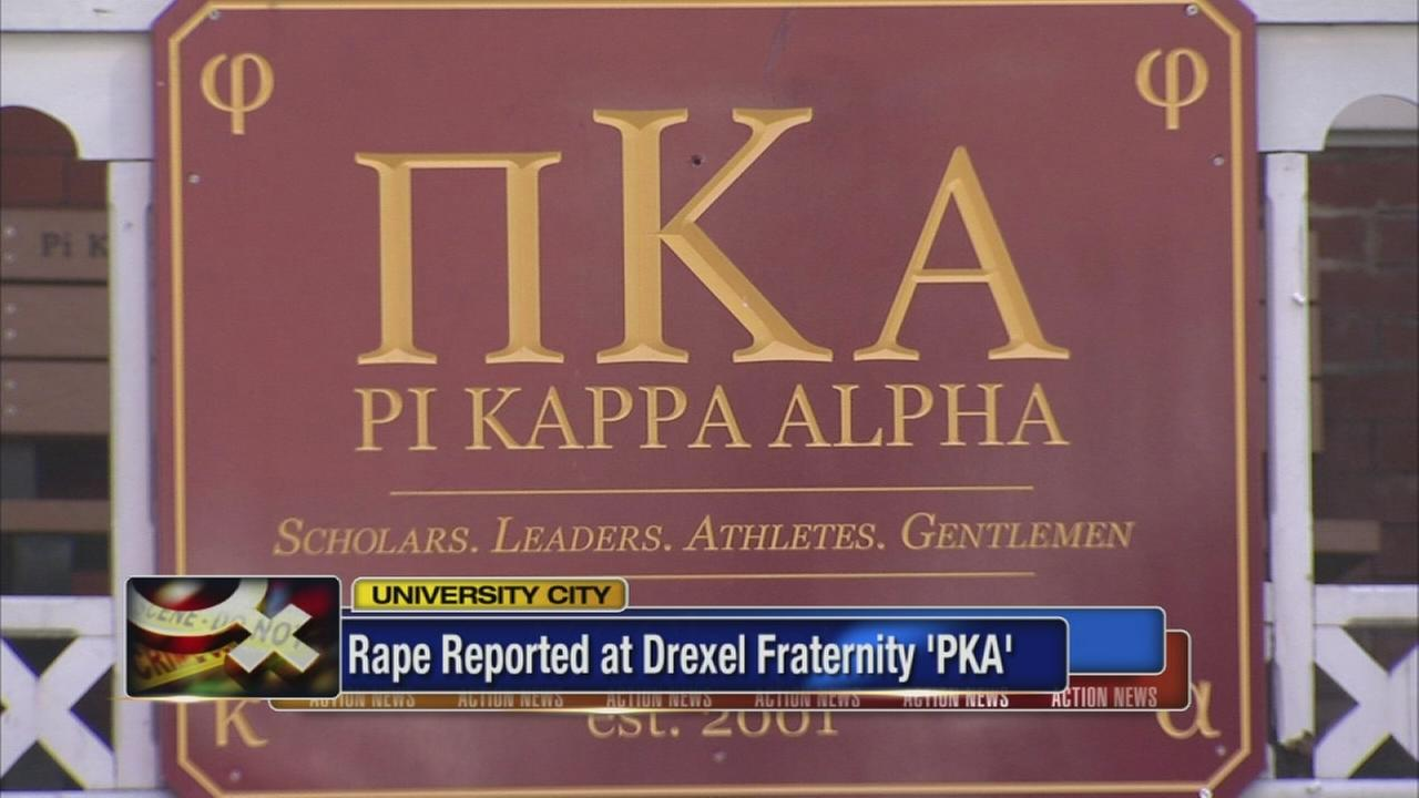 Officials investigate rape allegations against Drexel fraternity
